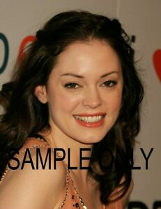 Smile Charmed Paige Rose Mcgowan 8x10 Photo 2677 Ebay