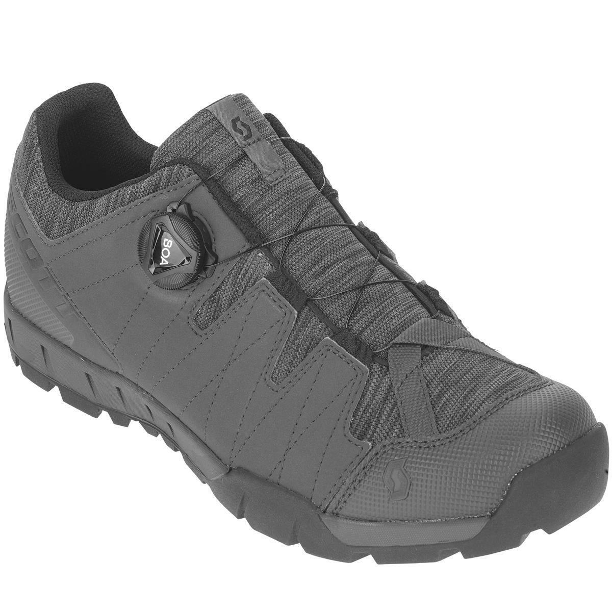 SCOTT Sport Trail Boa - dark grau schwarz