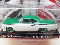 Malibu International - 20 Tis - (1965) '65 Chevy Impala Hardtop - 1/64 Diecast