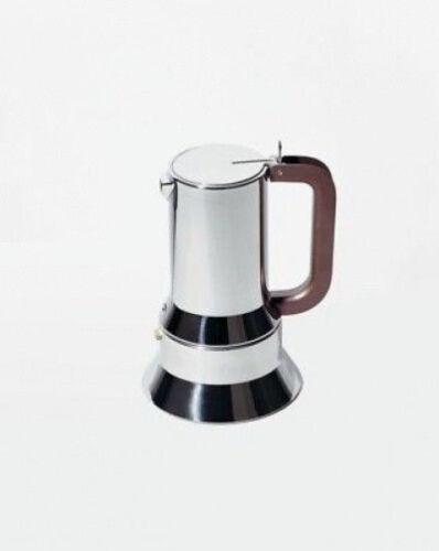 Alessi Capacità 50 CL Macchina per caffè espresso 10 Cup 9090//m