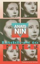 Ladders To Fire Nin, Anaïs Paperback