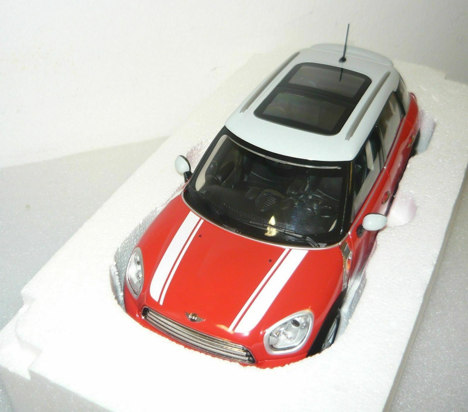 Mini cooper 2010 norev 183101 new in box 1 18
