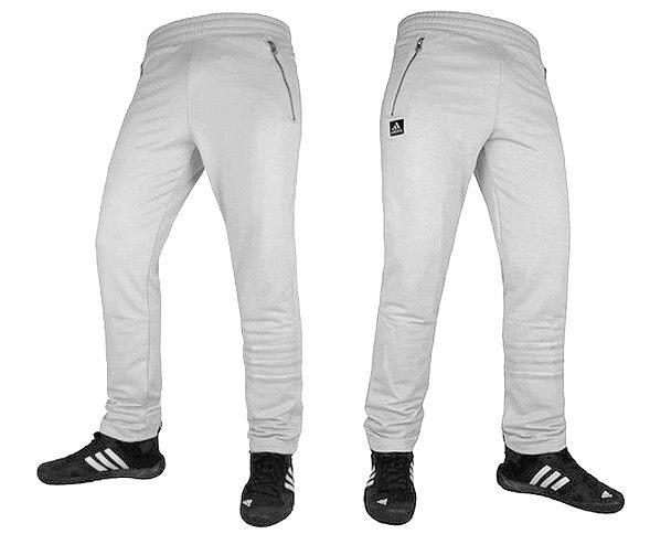 Adidas Streetball Pant Freizeithose Jogginghose Sweatpant Hose Herren Grau    Bequeme Berührung