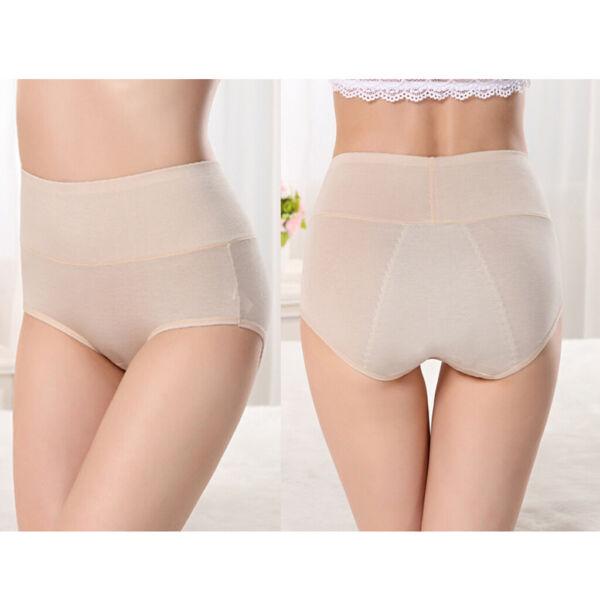 3x Damen Menstruation Periode Unterwäsche Unterhose auslaufsicher
