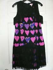 NWT VERSACE FOR H&M 100% SILK DRESS SZ 10