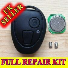 LAND ROVER DISCOVERY  1 2 TD4 TD5 ROVER 75 REMOTE FOB KEY CASE FULL REPAIR KIT 1