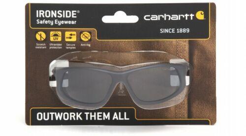 Carhartt CHB620DTCC Ironside Sandstone Gray Anti-Fog Lens with Black//Tan Frame