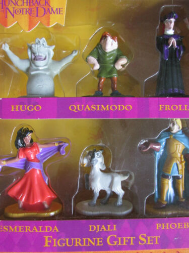 Film- & TV-Spielzeug Brandneu Disney Applause The Hunchback Of Notre Dame Figur Geschenkbox 42311
