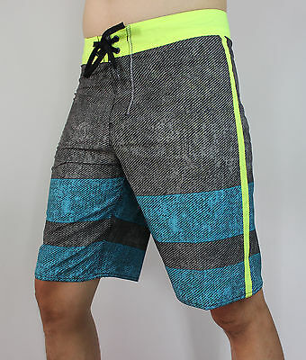 2015 STRETCH men's board surf swim beach shorts boardshorts size 30 32 34 36 38