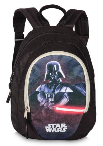 STAR WARS Rucksack Darth Vader Yoda Fabrizio Kinderrucksack Kindergarten 396