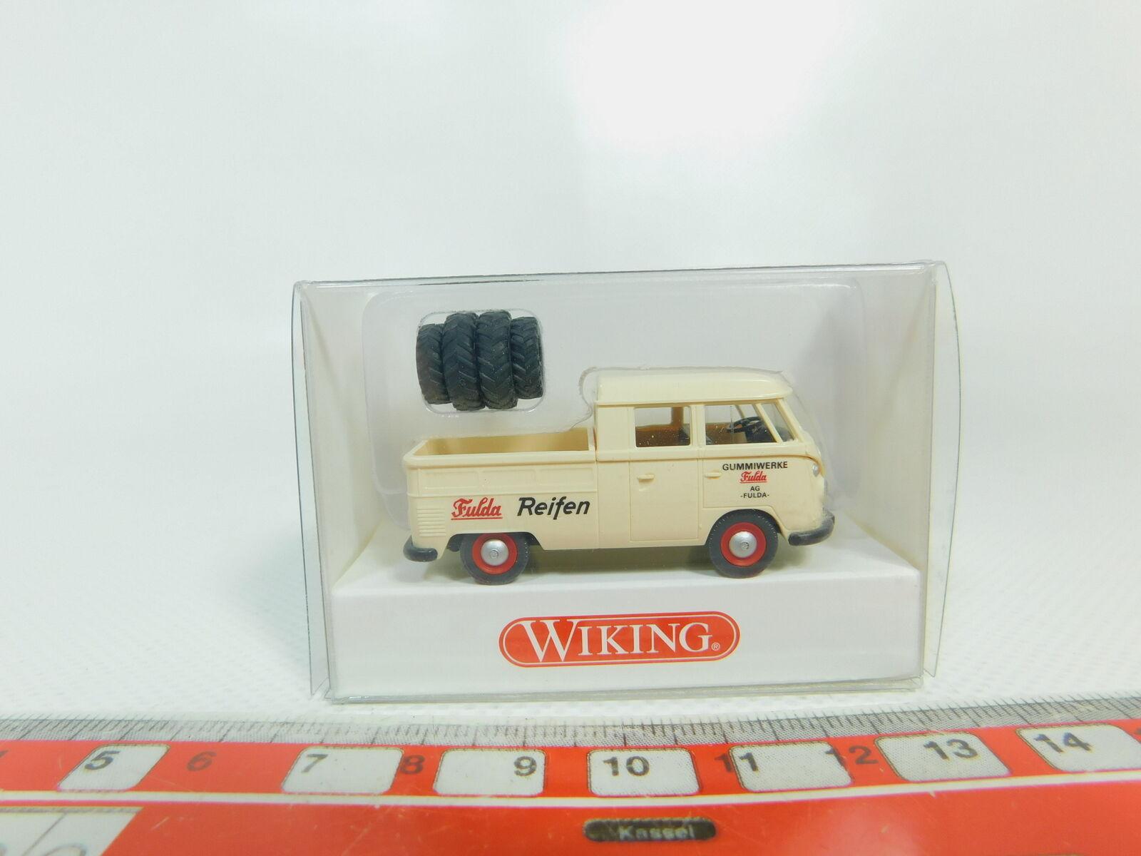 edición limitada Bo513-0, 5  Wiking h0 1 87 0789 02 32 32 32 volkswagen VW matrícula t1 Fulda, Neuw + embalaje original  ordenar ahora