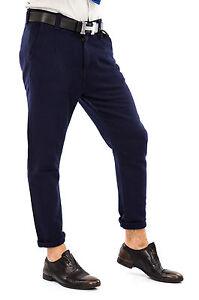 Slim Exibit Uomo Camicia Fit Jeans Giacca Pantalone Cardigan Strappi fIw4xfdF