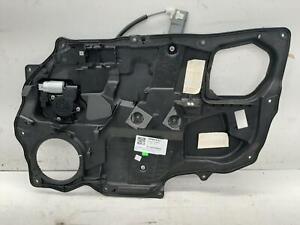 2007-Mazda-2-O-S-Conductores-Derecho-Delantero-Puerta-Ventana-Regulador-Del-Motor-7K26323