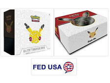 Super Premium Mew and Mewtwo Pokemon Collection + Generations Elite Trainer Box