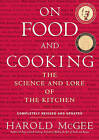 On Food and Cooking: The Science and Lore of the Kitchen by Harold McGee (Hardback, 2004)