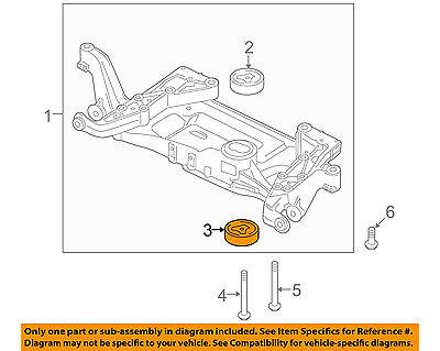 Torque Strut Engine Motor Mount 1999 for Saab 9-5 2.3L 3.0L A7085