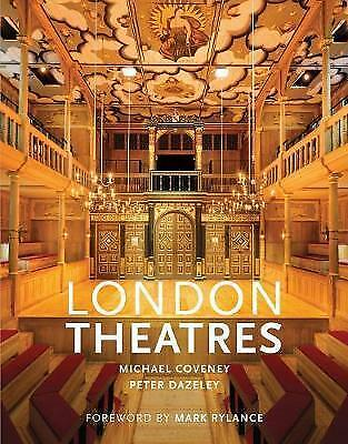 1 of 1 - London Theatres, Coveney, Michael, Very Good condition, Book