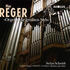 Orgelwerke Größten Styls von Stefan Schmidt (1998)