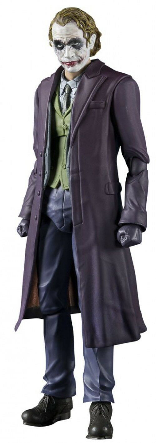 DC The Dark Knight S.H. Figuarts Joker Action Figure [The Dark Knight]