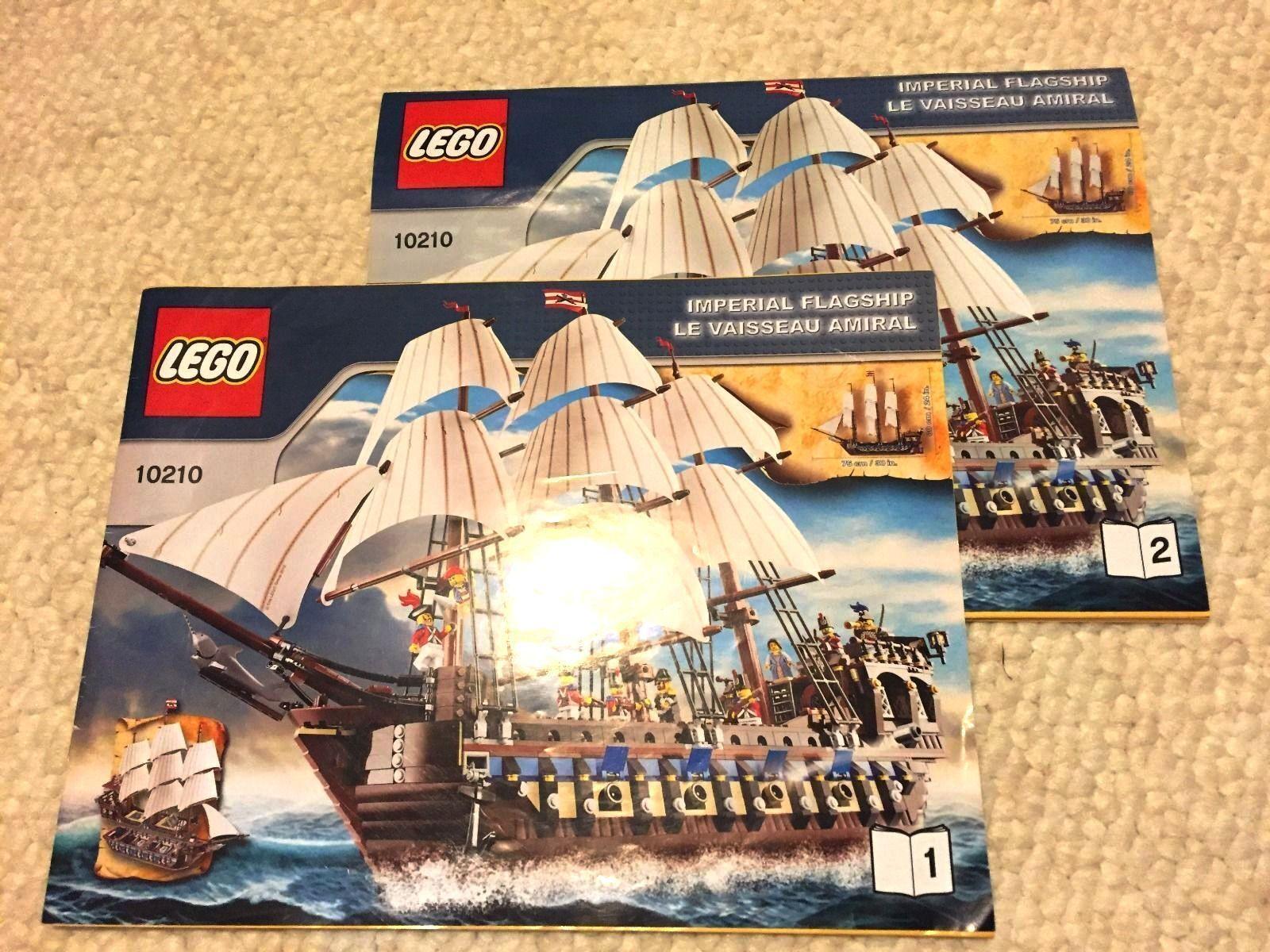Lego Pirates Imperial Flagship 6271 Ebay