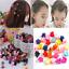 30PCS-Kids-Girl-Women-Lovely-Flower-Plastic-Hair-Claw-Cartoon-Mini-Clip-Clamp-CN thumbnail 2