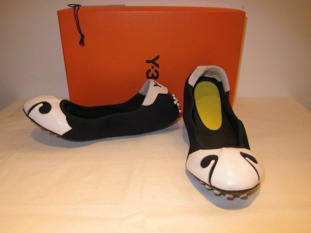 Y-3 Ballerina  Gr.41, 7 (UK) Y-3 Adidas Yamamoto Slipper Mokassins Schuhe Shoes