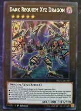 1X NM Dark Requiem Xyz Dragon LEHD-ENC34 Common 1st Edition yugioh
