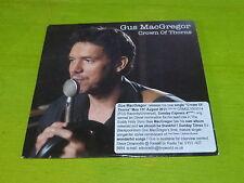 GUS MACGREGOR - CROWN OF THORNS !!!!!!!!! RARE CD PROMO !!!!!!!