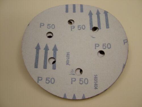 180 grit,European made Sanding discs hook/&loop random orbit sander 150mm pack 6