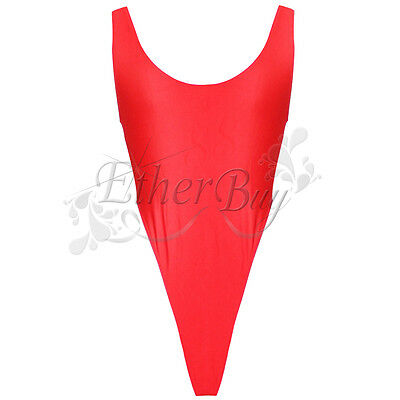 Damen Sexy Hydrasuit Wetlook Badeanzug Bademode Schwimmanzug Sportbody Bodysuit
