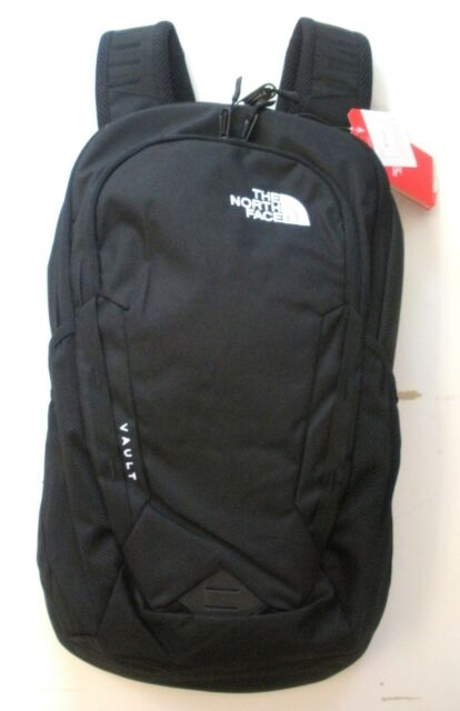 23590f25c69d The North Face Vault TNF Black Backpack One Size 268 for sale online ...