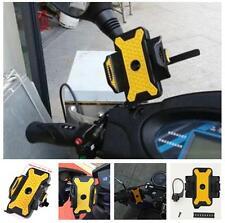 1x Motorcycle Handbar Adjustable IPhone SAMSUNG BlackBerry Phone Holder For BMW