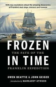 Frozen-in-Time-The-Fate-of-the-Franklin-Expedition-Paperback-by-Beattie-O