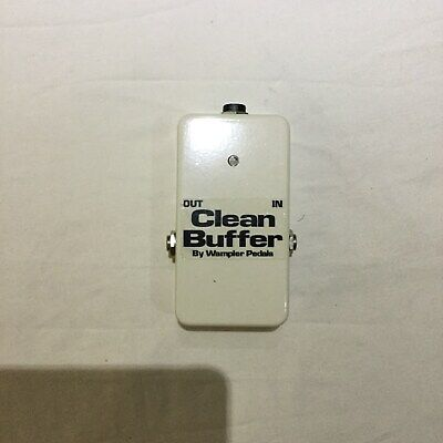Amable Wampler Clean Buffer