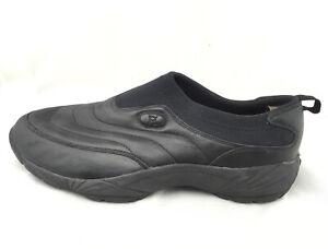 M3851 Wash \u0026 Wear II Black Leather Slip
