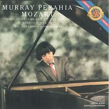 Mozart: Piano Concerto No. 26; Rondos by Murray Perahia & ECO (CD, 1984 CBS)