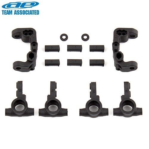 Associated 91776 B6.1 Caster and Steering Blocks RC10B6.1