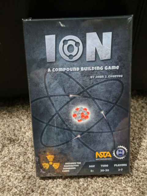 Ion a Compound Building Game Genius Games Got1002 for sale online