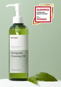 MANYO-FACTORY-Herb-Green-Cleansing-Oil-200ml-RENEWER