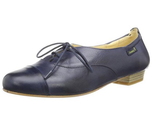 Zapatos Zapatos Zapatos De Cuero Jonny's Pascale Derby Con Cordones-tamaño 12  Sin impuestos
