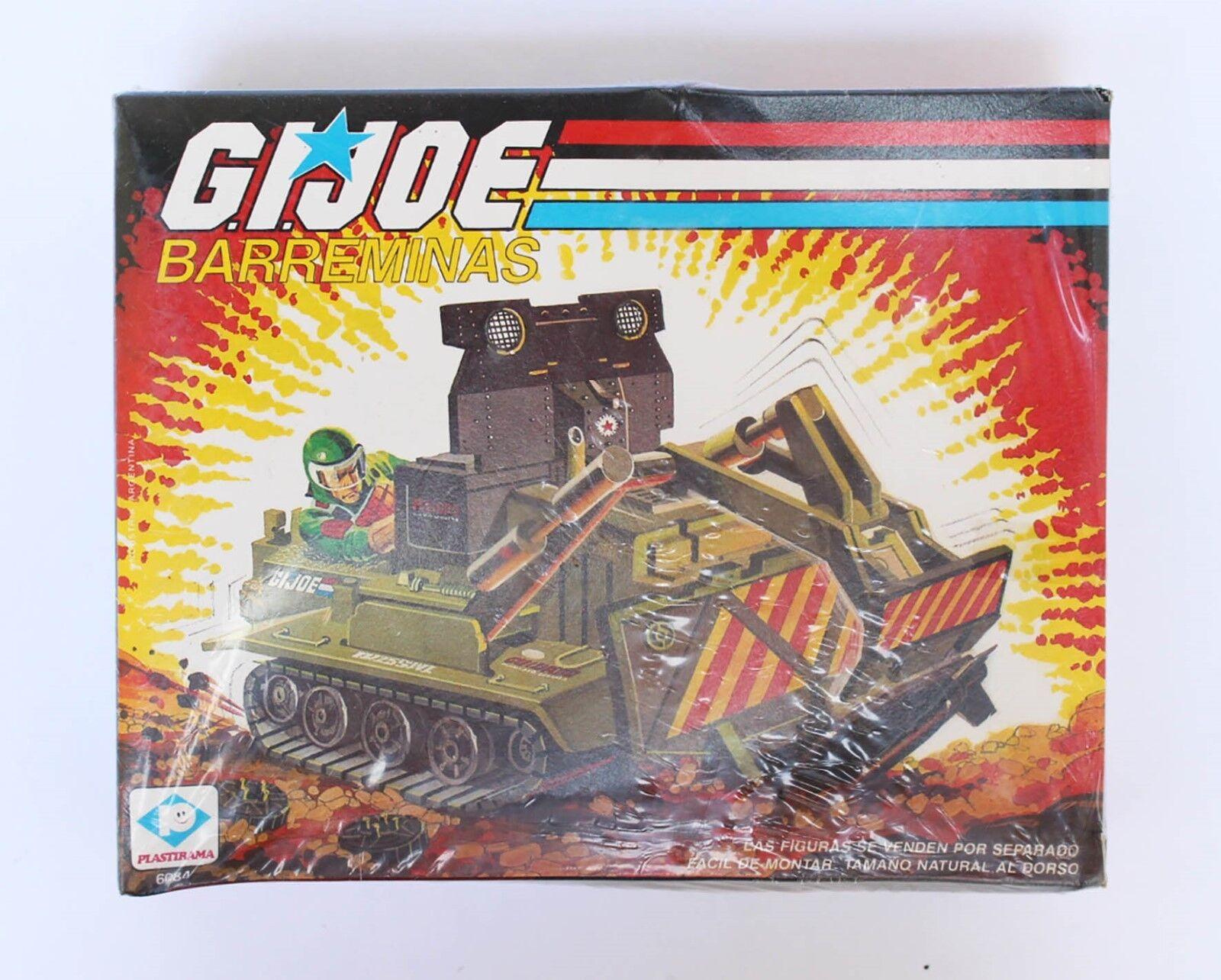 GI Joe Vintage Bomb Disposal MISB Plastirama  argentooina  in vendita scontato del 70%