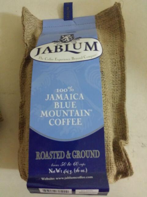 JABLUM 100% Blue Mountain Coffee Roasted