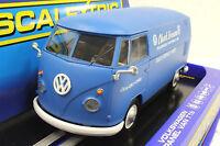 Scalextric C3645 Vw Volkswagen Van Bus Chick Iversen 1/32 Slot Car Dpr