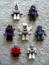 Kre-o Transformers - Autobots Soldiers Robots - Rare Kreons Minifigs Lot