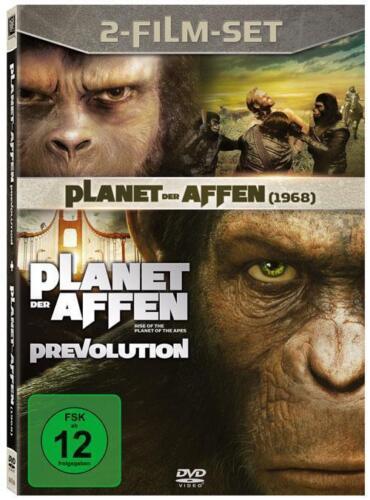 1 von 1 - Planet der Affen & Planet der Affen - Prevolution (2011)