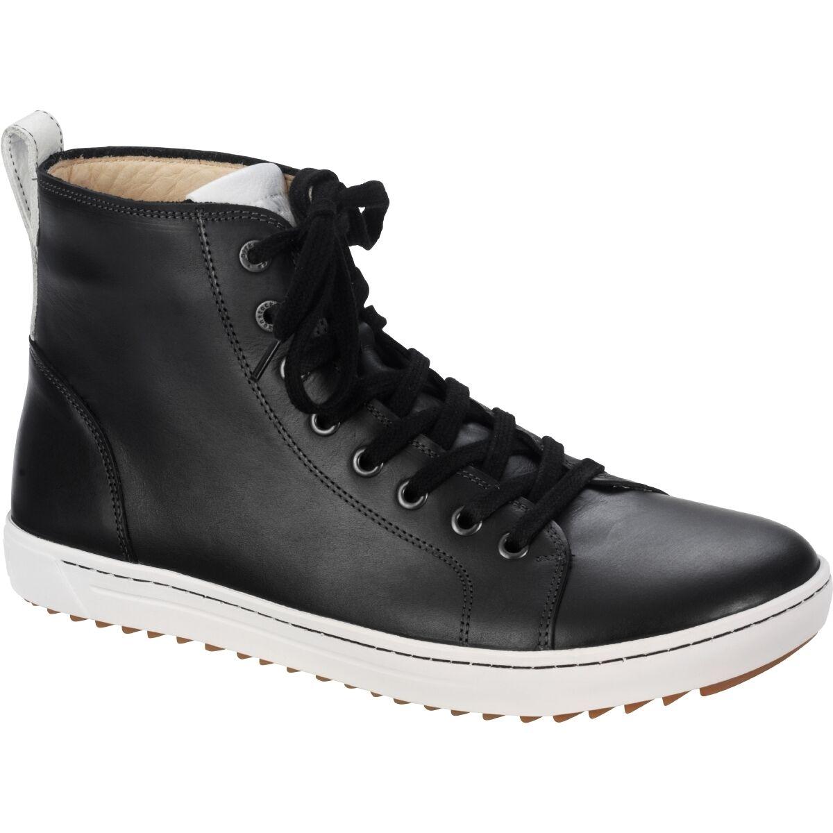 Birkenstock in Bartlett Men Natura Scarpe in Birkenstock Pelle High Top Sneaker 1004635 larghezza normale 9fcaa4