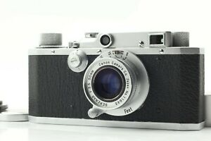 Selten-made-in-occupied-Japan-CIA-wuerde-Canon-S-II-Rangefinder-with-Serenar-50mm-f-3-5