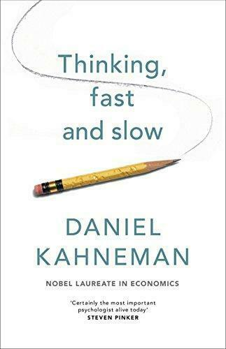 Thinking, Fast and Slow, Kahneman, Daniel, Good Condition Book, ISBN 97818461460