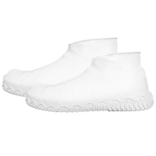 Silikon Überschuhe Regen Wasserdicht Schuhbezüge Cover Protector Recycelbar