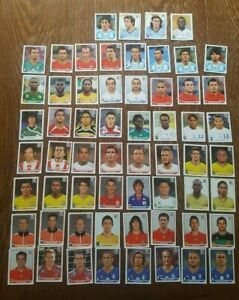 Panini-WM-2010-60-Sticker-ohne-Nummer-Coca-Cola-World-Cup-10-without-numbers